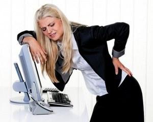 Симптомы искривления шейного отдела