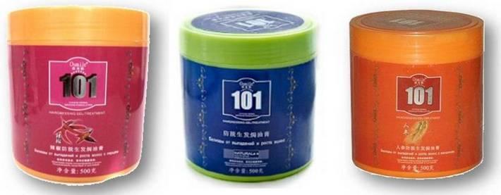 Бальзам для волос 101 китайский